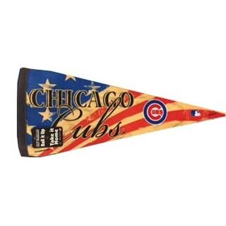 Chicago Cubs Flag Premium Pennant