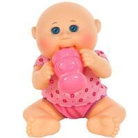"Cabbage Patch Kids 11"" Drink N' Wet Newborn: Blue Eyes, Caucasian Girl - multi"