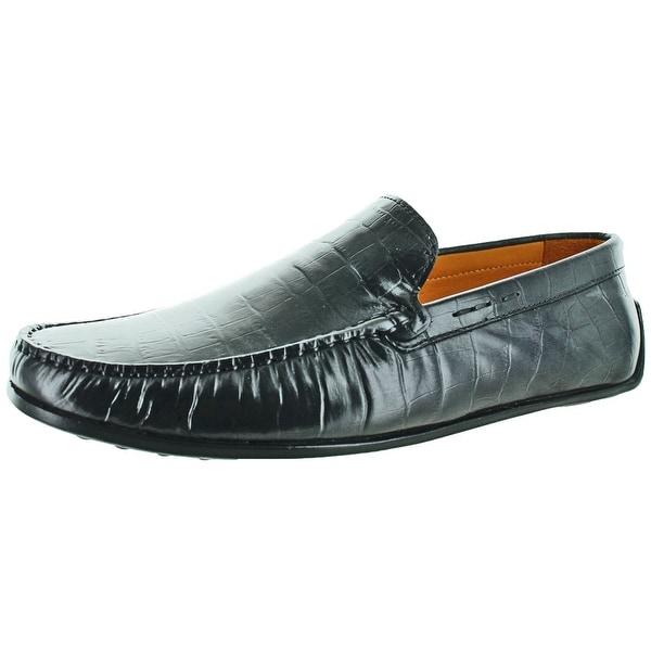 Donald J Pliner Iggy Men's Driving Moccasins Loafers