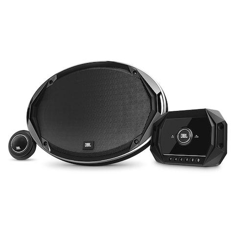 "JBL Stadium GTO 960C 6x9"" 2-Way Stadium Component Speakers - Black"