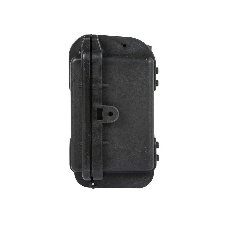 Monoprice Weatherproof Hard Case Shockproof 19in x 16in x 6in IP67 Orange with Customizable Foam