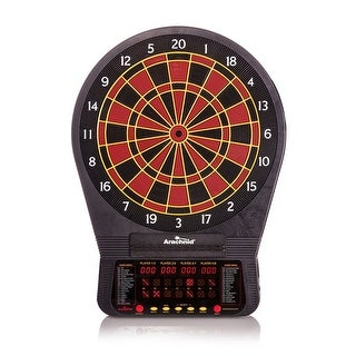 Arachnid Cricket Pro 670 Soft-Tip Dart Game Electronic Dartboard / E670ARA