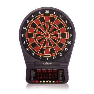 Arachnid Cricket Pro 670 Soft-Tip Dart Game Electronic Dartboard / E670ARA