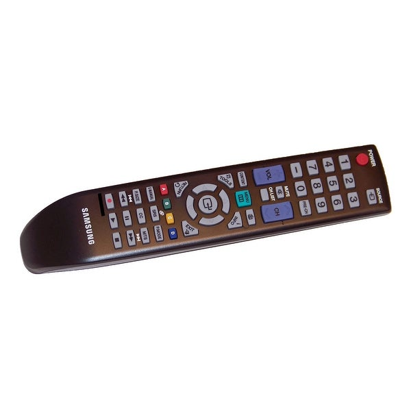 OEM NEW Samsung Remote Control Originally Shipped With PN51D495A6DXZA, PN51D550