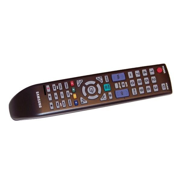OEM Samsung Remote Control: PL51D490A1DXZX, PL51D491A4D, PL51D491A4DXZX, PL51D550C1F, PL51D550C1FXZX, PL59D550C1F