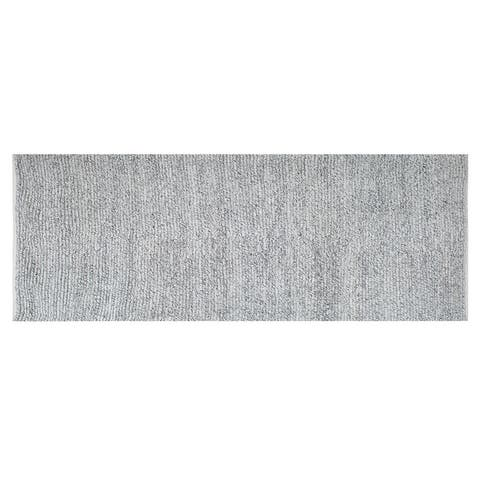 Poly and Bark Blair Rug in Pebbled Grey