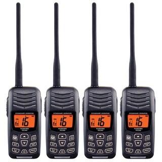 Standard Horizon HX300 (4 Pack) Floating Handheld VHF