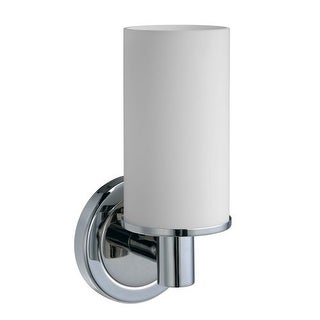 Gatco GC1680 Single Sconce Bath Light from the Latitude? Collection