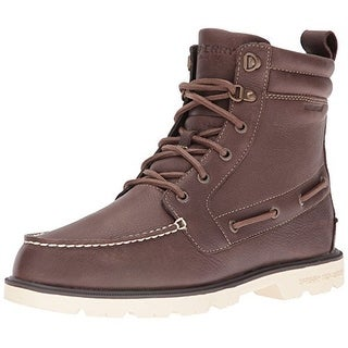 Sperry Top-Sider Men's A/O Lug II Weatherproof Boot - Dark Brown