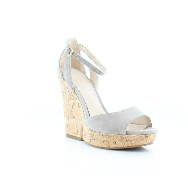 Pelle Moda Ulis Women's Sandals & Flip Flops Taupe - 8