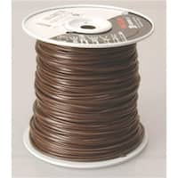 Coleman Cable 250ft. 2.6 Brown Thermostat Wire   - Pack of 250