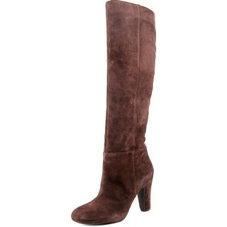 Jessica Simpson Ference Round Toe Suede Knee High Boot