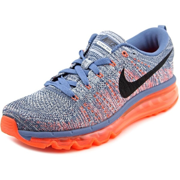 Nike Flyknit Max Women Round Toe Canvas Running Shoe