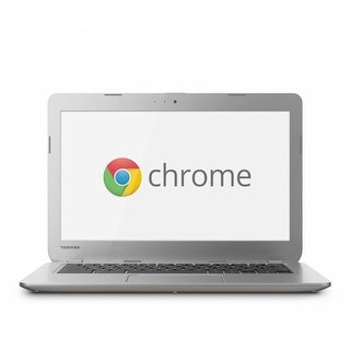 "Toshiba CB30-A3120 Chromebook Celeron 2955U X2 1.4GHz 2GB 16GB SSD 13.3""(Certified Refurbished)"