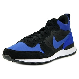 Nike Internationalist Mid   Round Toe Leather  Sneakers