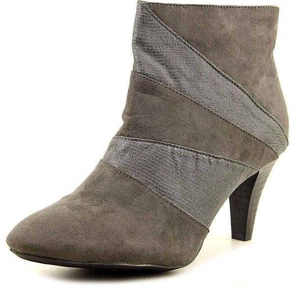 Karen Scott Milann Women Grey Boots
