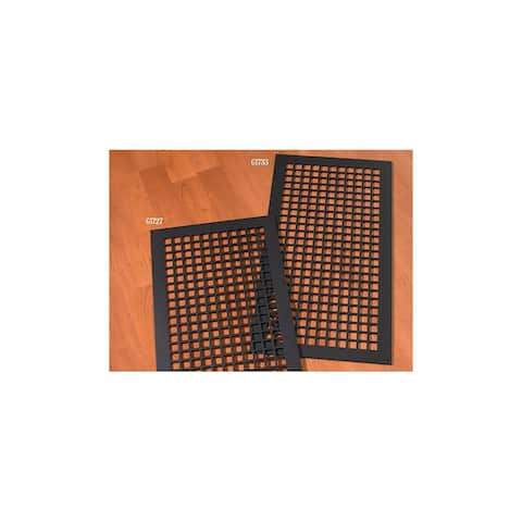 """Reggio Registers G1733-SH Grid Series 30"""" x 14"""" Grille with Mounting"""