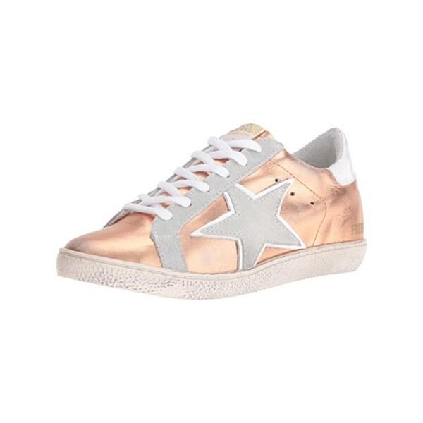 4d854aa7fd5 Shop Freebird by Steven Womens Sneakers Distressed Fashion - Free ...
