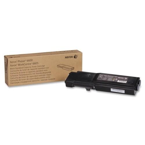Xerox 106R02244 Xerox Toner Cartridge - Black - Laser