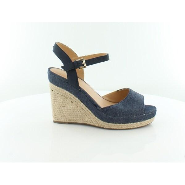 Tommy Hilfiger Kali Women's Sandals & Flip Flops Medium Blue