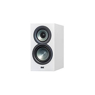 ELAC Uni-fi UB5 Slim Bookshelf Speaker - White