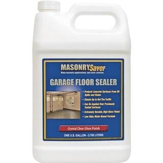 Masonry Saver Gargage Floor Sealer