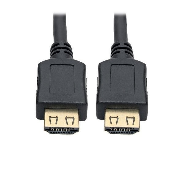 Tripp Lite - High-Speed Hdmi Cable With Gripping Connectors, Ultra Hd 4K X 2K, Digital Video