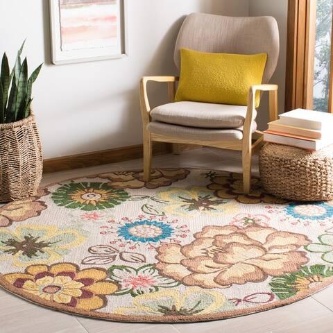 Safavieh Handmade Four Seasons Wende Floral Rug