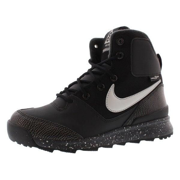 low priced 6a741 e7a11 Nike Stasis Acg Boots Gradeschool Boy  x27 s Shoes - 4 big kid m