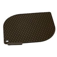 Charles Viancin 1701 Honeycomb Pot Holder, Black