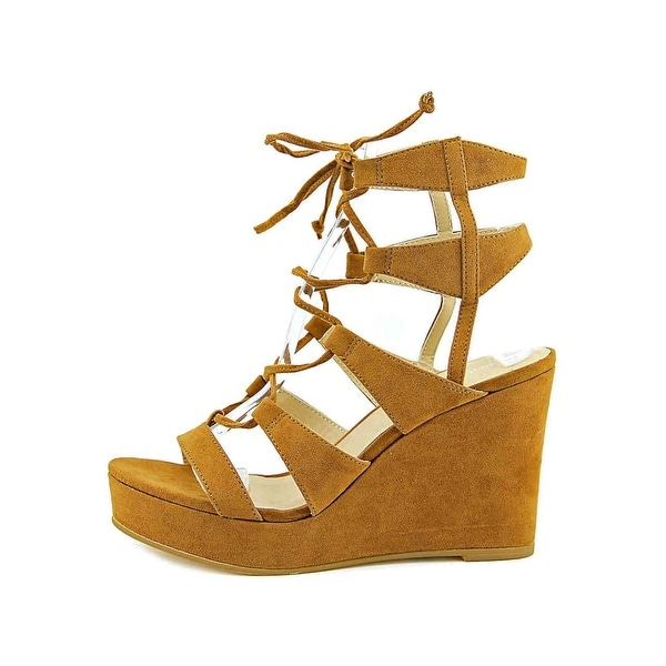 Nine West Womens Kaliope Open Toe Special Occasion Platform Sandals - 8.5