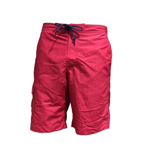 Chaps Men's Swimwear Bottom Shorts Swim Trunks