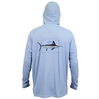 Guy Harvey Mens CLIPPER HOOD