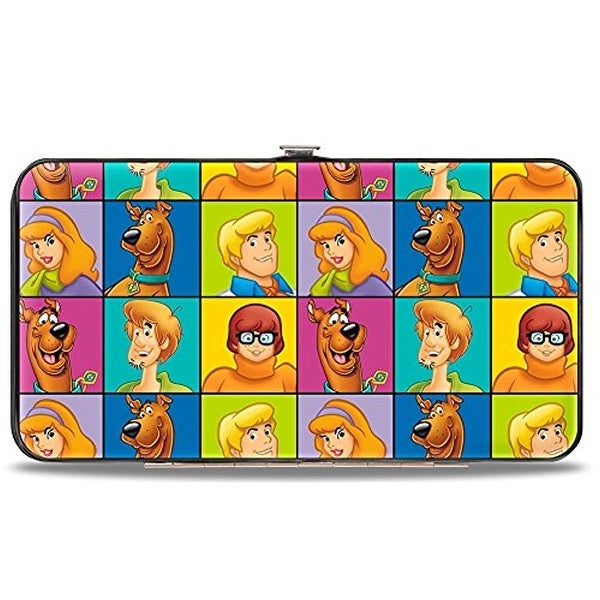 Buckle-Down Hinge Wallet - Scooby Doo