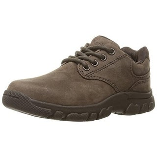 Hush Puppies Boys Chad Little Kid Leather Casual Shoes - 12.5 medium (d)