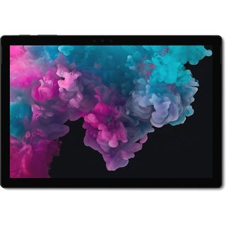 "Microsoft 12.3"" Multi-Touch Surface Pro 6 (Black)"