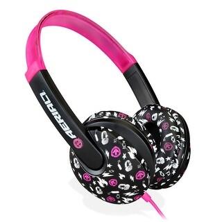 Aerial7 Arcade Children's Headphones - Angel (Pink)