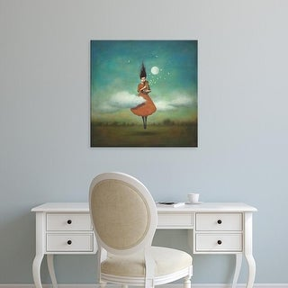 Easy Art Prints Duy Huynh's 'High Notes for Low Clouds' Premium Canvas Art