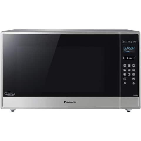 Panasonic 2.2-Cu. Ft. Built-In/Countertop Microwave Oven - 19.4x23.9x14