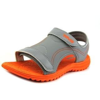 Teva Psyclone 6 Open-Toe Leather Sport Sandal