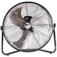 "MaxxAir HVFF 20 High Velocity Floor Fan, 20"", 3 Speed"