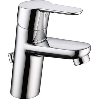 Delta 573LF-GPM-PP Modern 1 GPM Single Hole Bathroom Faucet with Single Handle