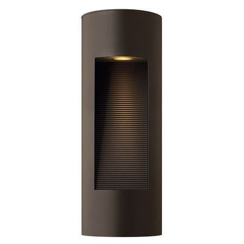 "Hinkley Lighting H1660 16.75"" Height 2 Light ADA Compliant Dark Sky Outdoor Wall Sconce from the Luna Collection"