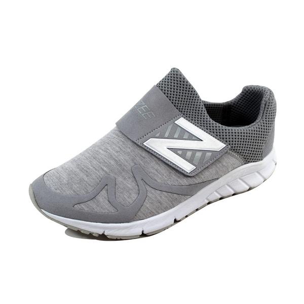 New Balance Men's Vazee Rush Grey/White Sweatshirt MLRUSHVG