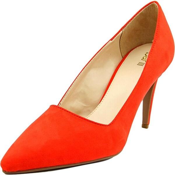 Bar III Joella 2 Women Pointed Toe Synthetic Multi Color Heels
