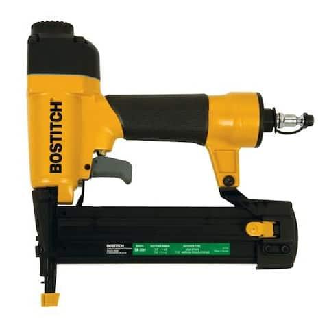 Bostitch SB-2IN1 Staple & Nail Gun Combination Tool Set, Yellow