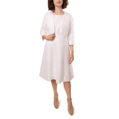 Danillo Jacquard 2- Piece Dress Suit Style 624966