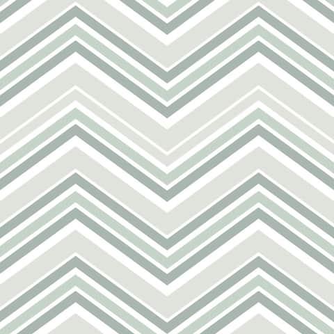 Modern Strips Removable Wallpaper - 10'ft H x 24''inch W