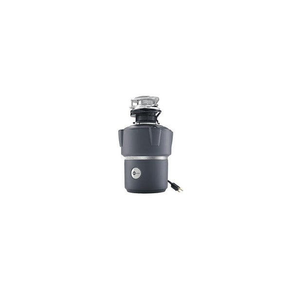 Insinkerator Cover Control Plus Evolution 3 4 Hp Batch Feed Garbage Disposal With Soundseal Technology