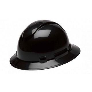 Pyramex Safety Products Ridgeline Full Brim Hard Hat - Rl Full Brim 4 Pt Ratchet